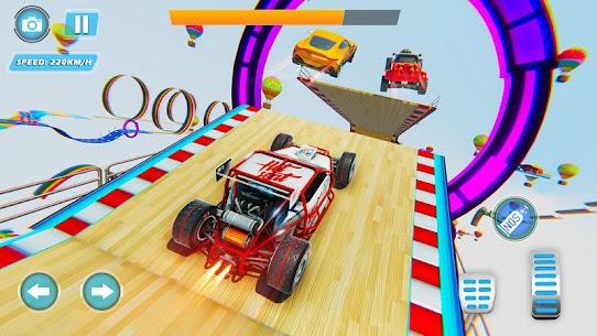 Ramp Stunt Car Racing Games: Car Stunt Games 2019 10