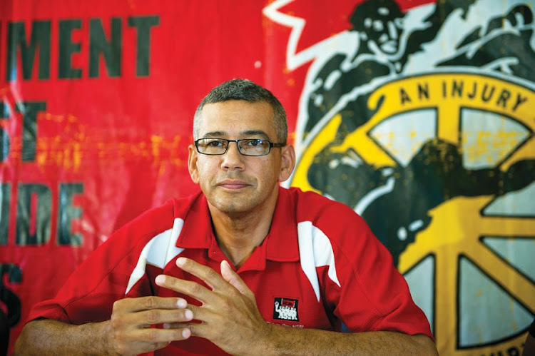 Cape Town trade unionist Tony Ehrenreich guilty of hate speech