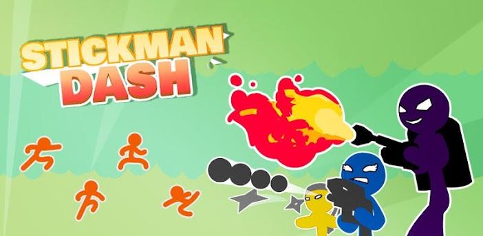 Stickman Dash