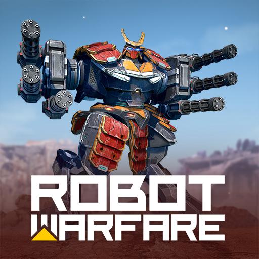 Robot Warfare: Mech battle Icon