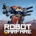 Robot Warfare: Mech battle 0.2.2277 (Mod Ammo)