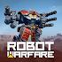 Robot Warfare: Mech battle