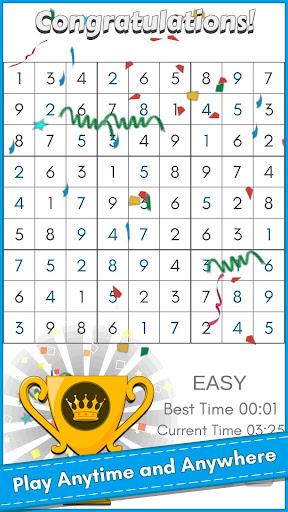Sudoku Kingu2122 - Free Sudoku Puzzles filehippodl screenshot 5