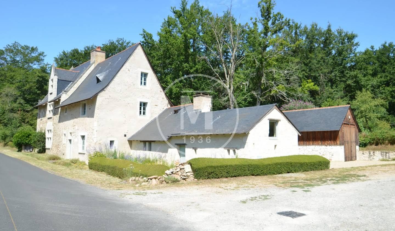 Maison avec terrasse Le Guédéniau