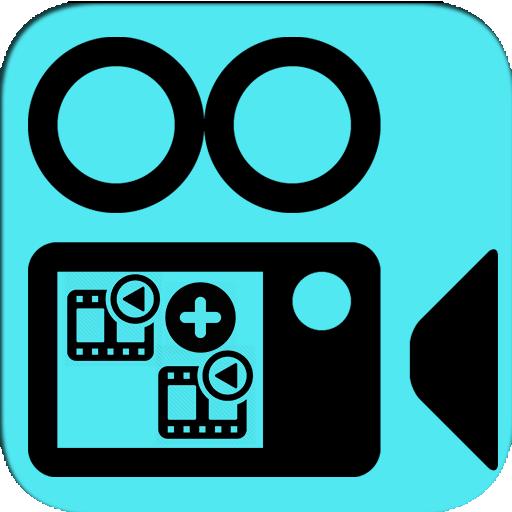 ムービーに参加するビデオ合併 工具 App LOGO-APP試玩