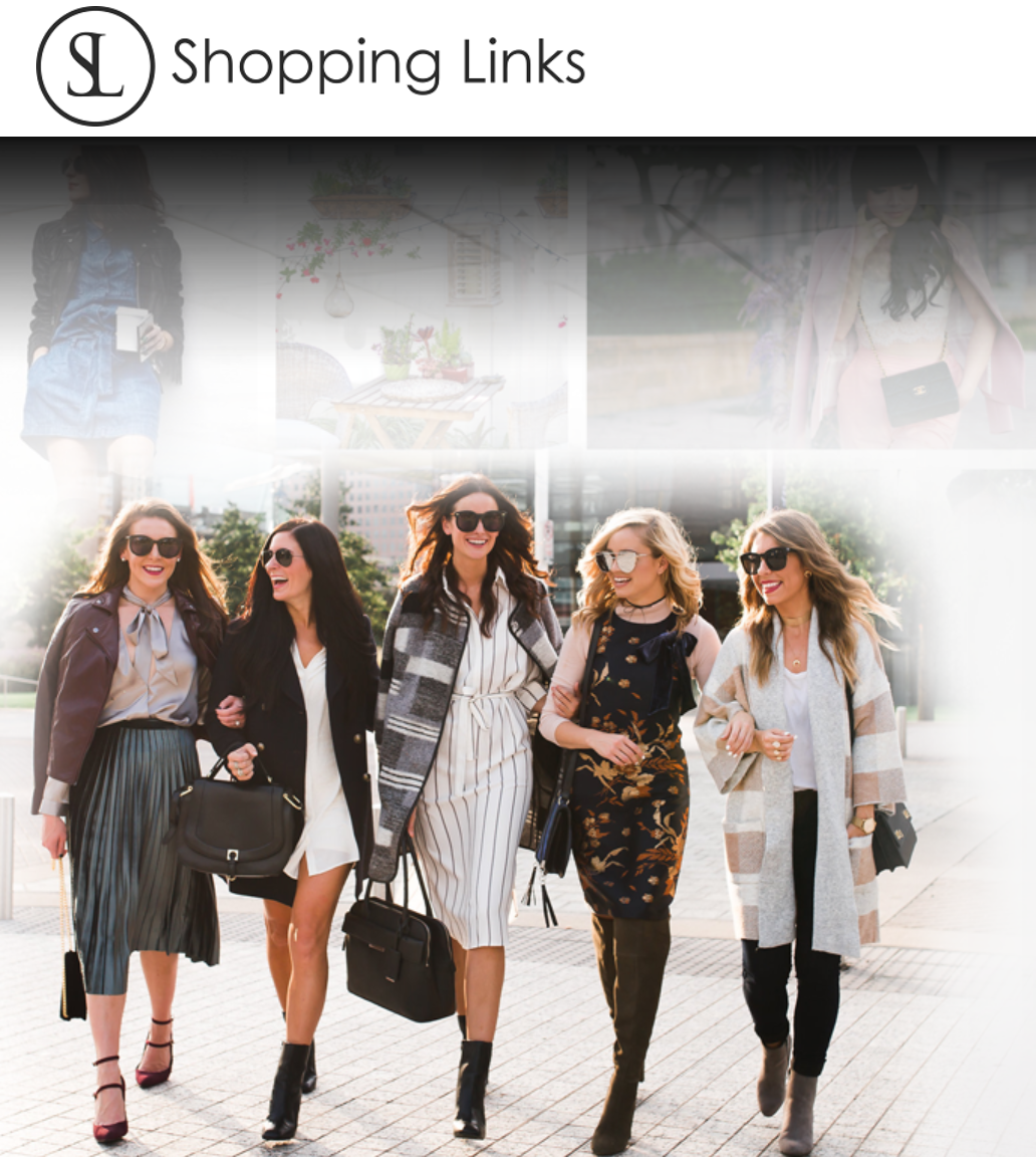 Shopping Links - Influencer Marketing Platform