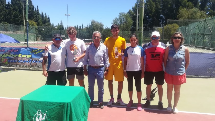 Open de Tenis de Albox.