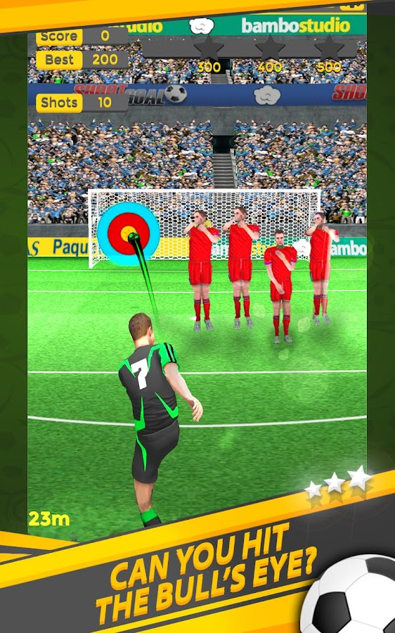 Shoot Goal - World Cup Soccer- screenshot