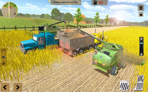 Real Tractor Farming Simulator 2018 18.0.1 de.gamequotes.net 1