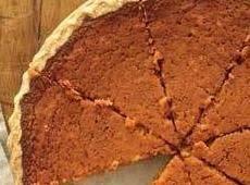Sweet Potato Honey Pie Recipe