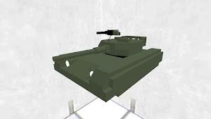 戦車の作りかけ 改