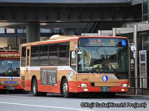 神姫バス 6285
