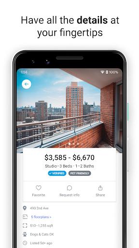Zumper - Apartment Rental Finder Screenshots 6