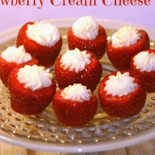 Strawberry Cream Cheese Bites
