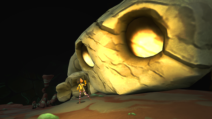 Lola and the Giant- screenshot