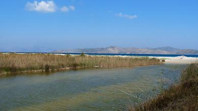 Photo: Alykes Lake, Tigaki - Marmari, Kos