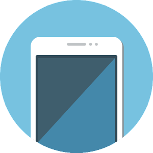 dating apps for android with a blue icon computer screen: