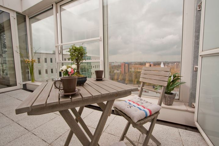 Koningin Wilhelminaplein Serviced Apartments