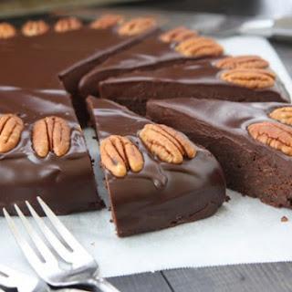 Chocolate Pecan Torte (Gluten-Free)