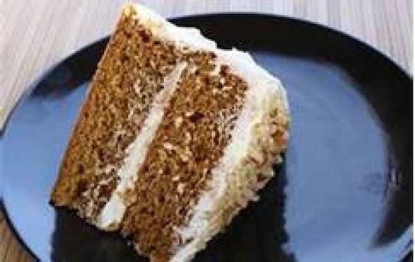 Brown-eyed Susan Sweet Potato Cake Recipe