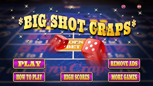 Crapshoot Best Craps Table