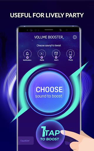 Volume Up - Sound Booster Pro -Volume Booster 2020 2.2.9 screenshots 8