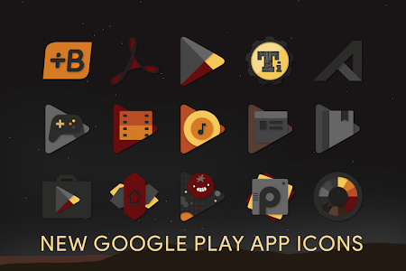 Desaturate - Free Icon Pack 4.0 (AdFree)