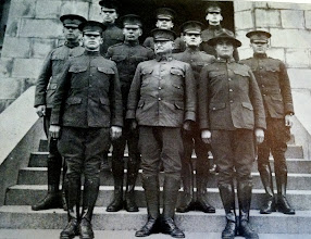 Photo: Student Army Training Corps instructors