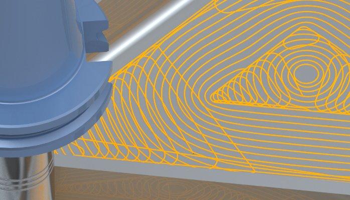 Экономия более ста фунтов на деталь с траекторией Waveform