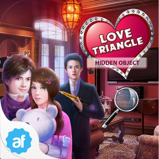 Hidden Object - Love Triangle 休閒 App LOGO-硬是要APP