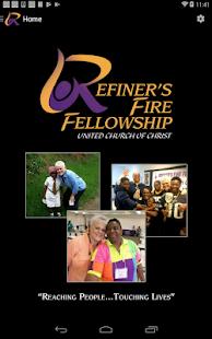 Refiner's Fire Fellowship - náhled
