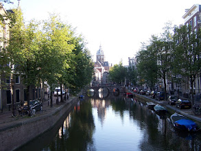 Photo: Canal in Amsterdam