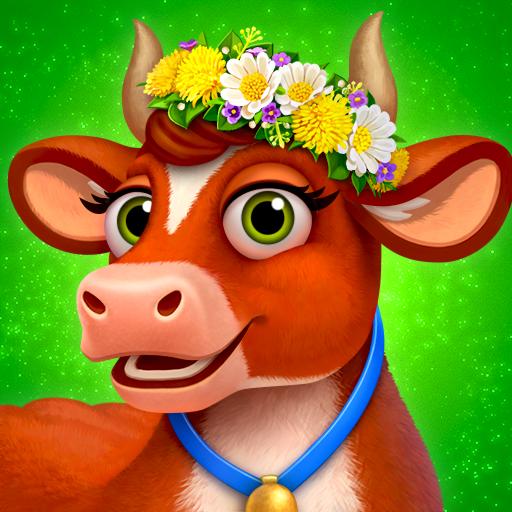 Baixar Sunny Farm: Aventura e Fazenda jogo para Android