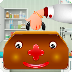 Kids Doctor Game - free app