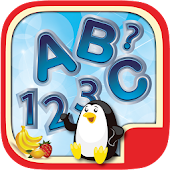 ABC & Maths Pre school Games