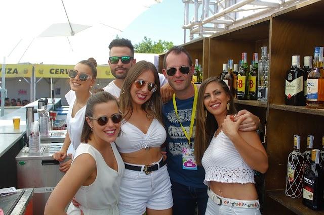 Curro Verdegay, gerente de Kuver Producciones, organizador del Solazo Fest.