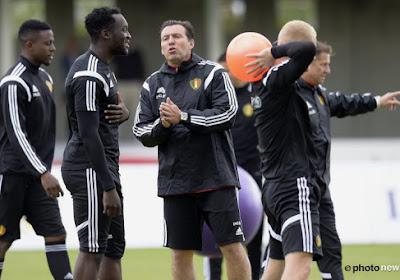 Dernier galop d'entraînement à Knokke:  Ferreira Carrasco se soigne, pas d'inquiétude pour Lukaku