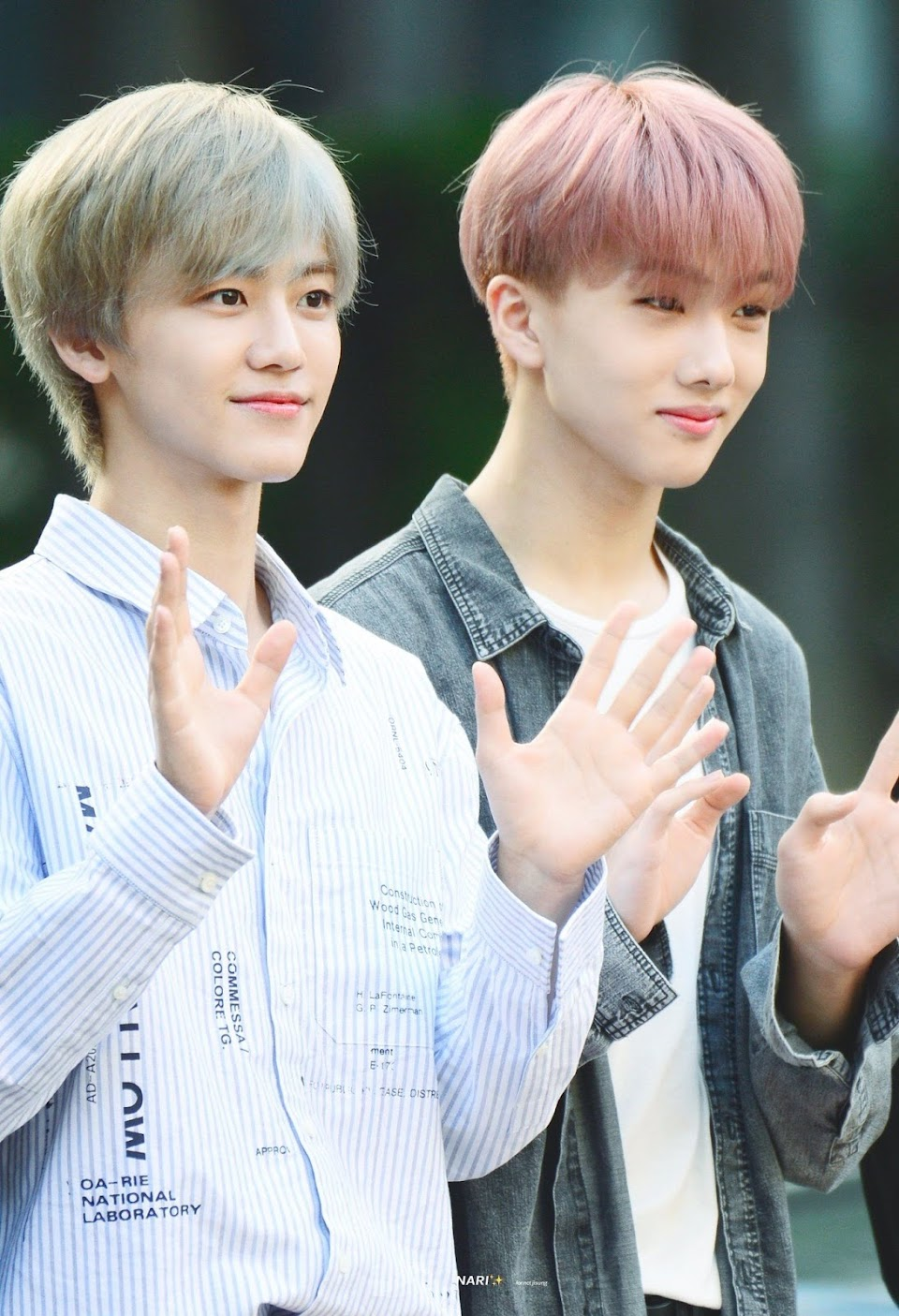 nct dream jaemin jisung