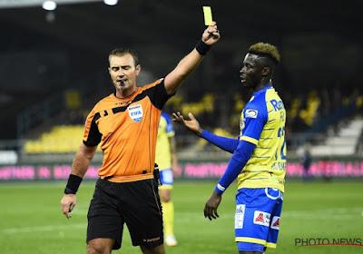 Waasland-Beveren veut à nouveau révoquer l'arbitre après le match de ce week-end