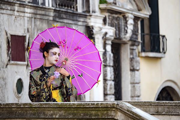 Geisha di alagnol