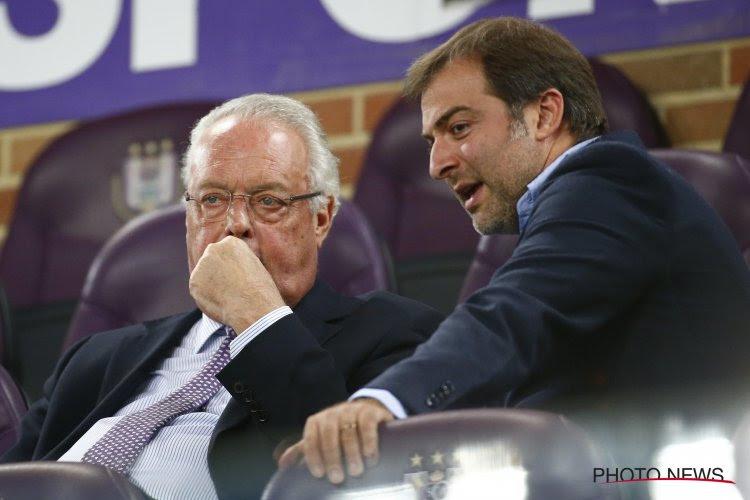 """Huiszoeking bij Anderlecht, waar Mogi Bayat een voet tussen de deur had: """"Volledige medewerking, geen verdere commentaar"""""""