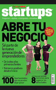 Revista Entrepreneur- screenshot thumbnail