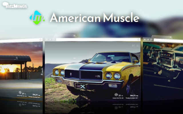 Cool American Muscle Wallpapers HD New Tab