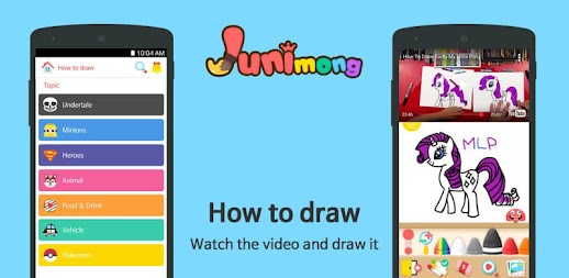 Junimong - How to Draw APK
