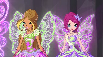 Winx Trapped!
