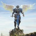 Crime Angel Superhero - Vegas Air Strike icon