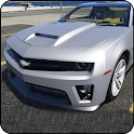 Camaro: Extreme Real Modern Super Car icon