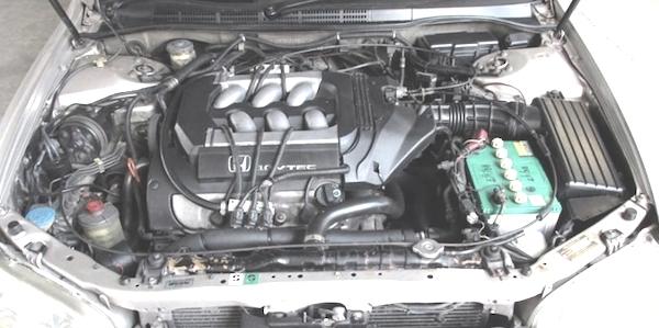 เครื่องยนต์ VTEC 3.0 V6 ของ Honda Accord งูเห่า
