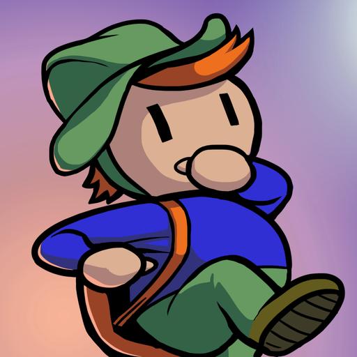 Jump Kid Retro