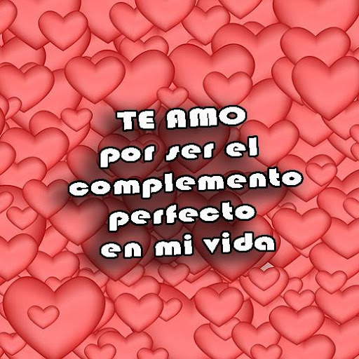 Download Te Amo Mi Amor Frases Con Rosas Y Corazones On Pc
